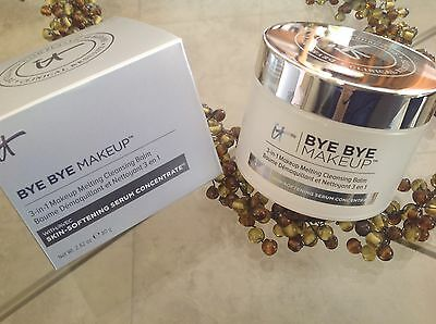 IT Cosmetics Bye Bye Makeup 3-in-1 Makeup Melting Cleansing Balm - Full size