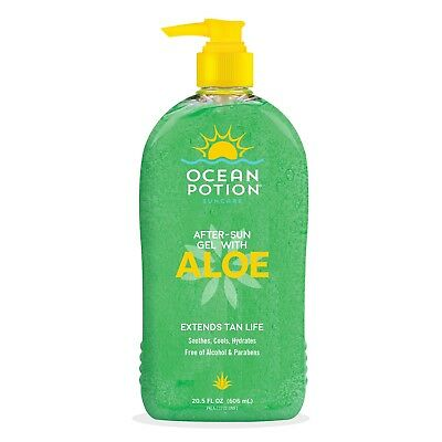 Ocean Potion After Sun Gal with Aloe - 20.5 fl oz