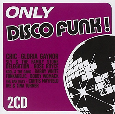 Various-Only Disco Funk!  (UK IMPORT)  CD NEW