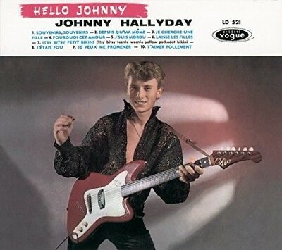 Johnny Hallyday - Hello Johnny [New Vinyl LP] Germany - Import