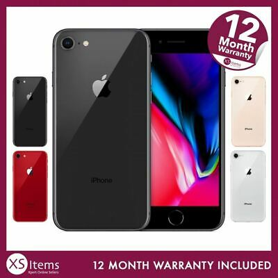 Apple iPhone 8 A1905 Smartphone 64GB 256GB Unlocked SIM Free Various Colours