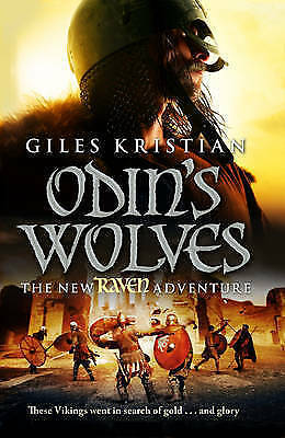 Kristian, Giles, Raven 3: Odin's Wolves, Very Good Book