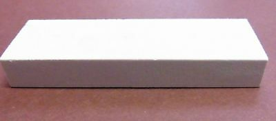 "3 X 1 X 3/8""  Hard Arkansas Oilstone, Pocket sharpener, Natural Stone"
