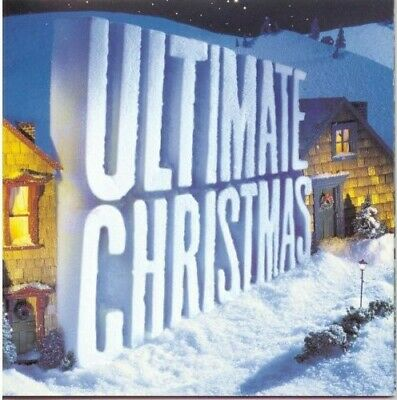Various Artists, Ult - Ultimate Christmas / Various [New CD]
