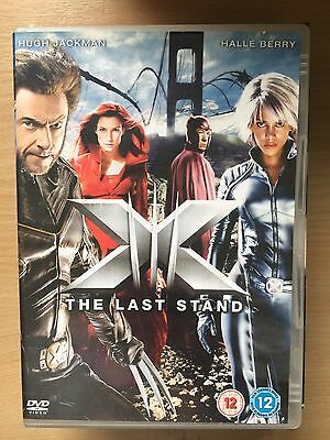 Hugh Jackman Halle Berry X-MEN 3 - The Last Stand GB DVD