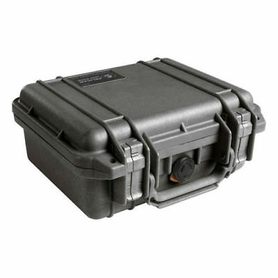 PELICAN 1200-000-110 Pelican 1200-000-110 Case w/Foam for Camera (Black)