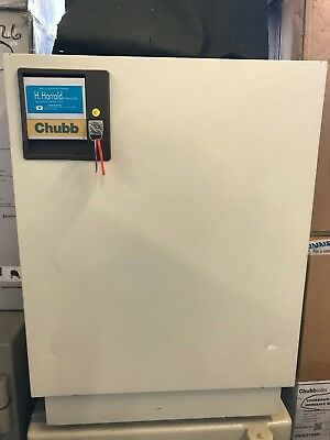 Chubb CS090 Data Safe 60 minutes Fire Protection Security c/w 2 keys