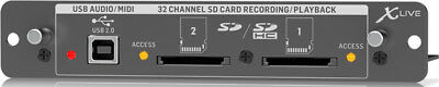 Behringer X Live X32 Expansion Card for 32 Channel Live Recording Playback