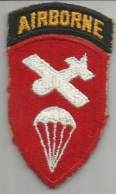 WW US Army 2 Airborne Command Patch Inv # K403