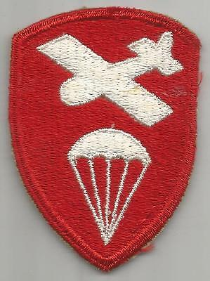 WW US Army 2 Airborne Command Patch Inv # K415