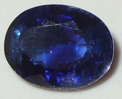 2.19ct Beautiful Top Quality Nepal Blue Kyanite Oval Cut SPECIAL
