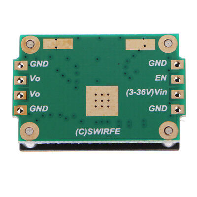 TPS7A4700 Low Noise Power Module RF Audio Board 3V 3.3V 5V 12V 15V 1A Adjustable