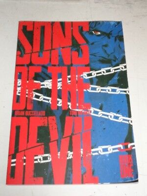 Sons of Devil Volume 1 by Brian Buccellato Image (Paperback)< 9781632155528