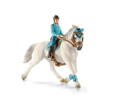 Tournament rider horse and tac  42111  strong  Schleich Anywhere a Playground