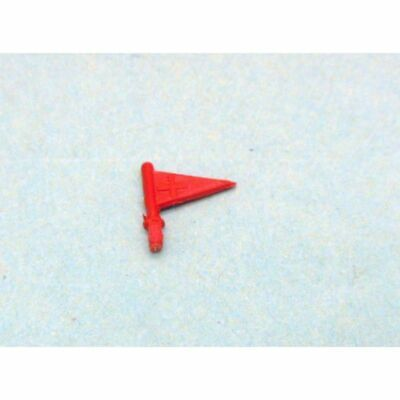 NOR047 - Fanion rouge pour Ambulance Simca Marly Norev N°41