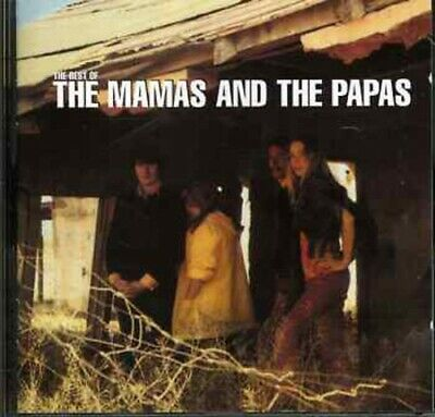 The Mamas & the Papa - The Best Of The Mamas and The Papas [New CD]