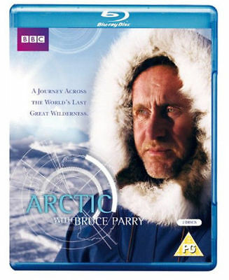 Arctic - With Bruce Parry Blu-Ray NEW BLU-RAY (BBCBD0137)