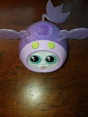 Fijit Friends Yippits Plooki Interactive Pet Figure Purple X3412