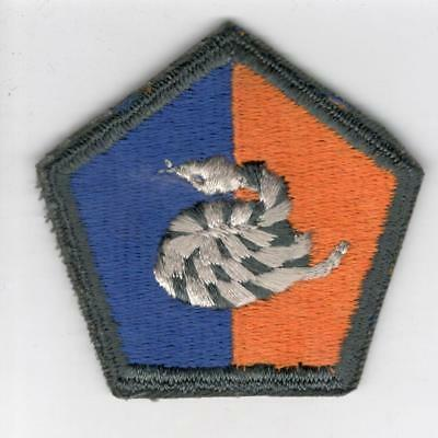 1950's US Army 51st Infantry Division Patch Inv# C482