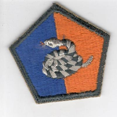 1950's US Army 51st Infantry Division Patch Inv# C484