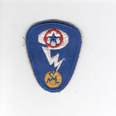 WW 2 US Army 8460th Special Weapons Group Manhattan Project Patch Inv# V985