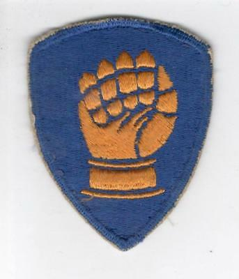 1946 US Army 46th Infantry Division Patch Inv# C497