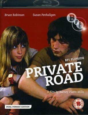Private Road (1971) Blu-Ray BRAND NEW Free Ship USA Compatible