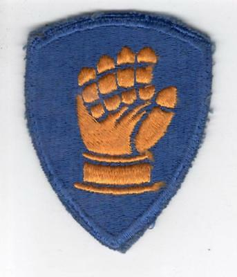1946 US Army 46th Infantry Division Patch Inv# C498
