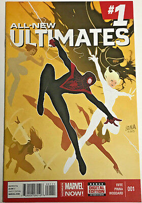 All New Ultimates#1 Vf/nm 2014 Marvel Comics