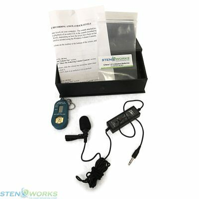 Stenograph® Microphone PreOwned Tested Working