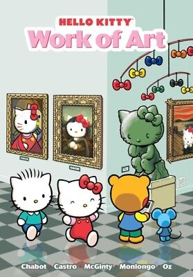 HELLO KITTY GN WORK OF ART: 5 (Paperback), Chabot, Jacob, 9781421...