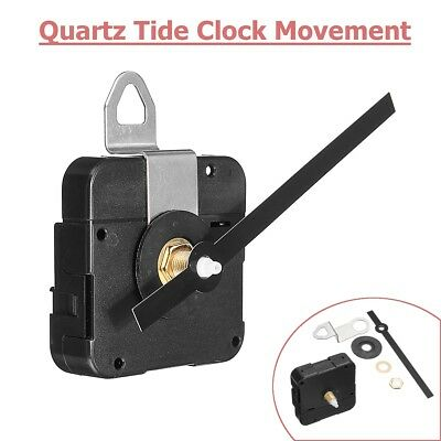 Quartz Clock Movement Mechanism Motor Hands Hanger Fitting