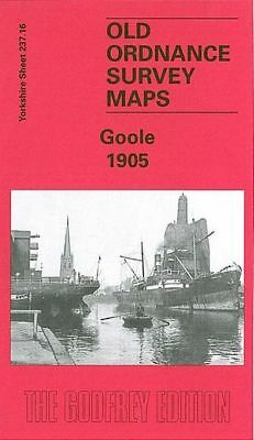 Old Ordnance Survey Map Goole 1905