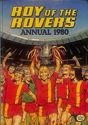 ROY OF THE ROVERS ANNUAL 1980, , Good Condition Book, ISBN