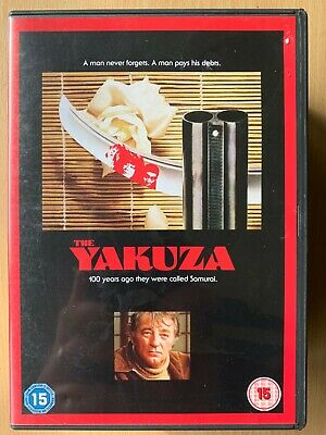 The Yakuza DVD 1974 Giapponese Crimine Thriller Gangster W/Robert Mitchum