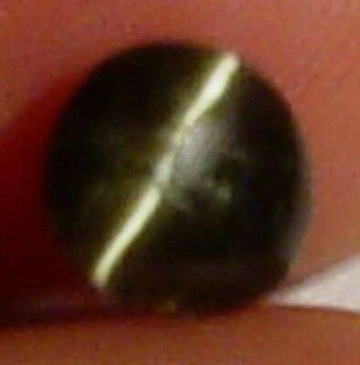 0.80CT 100% Natural Kornerupine Cat's Eye Gem 10091232