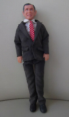 Action Figur Präsident George W. Bush Talking Figur