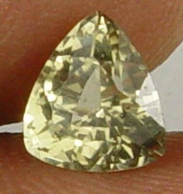 KORNERUPINE Natural 1.20 CT 7.11 X 6.37 MM Glowing Trillion Cut 10090172