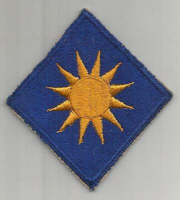 WW 2 US Army 40th Infantry Division Patch Inv# G956