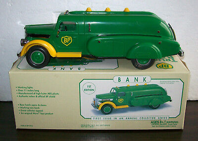 First Issue MARX BP Truck Bank 1995