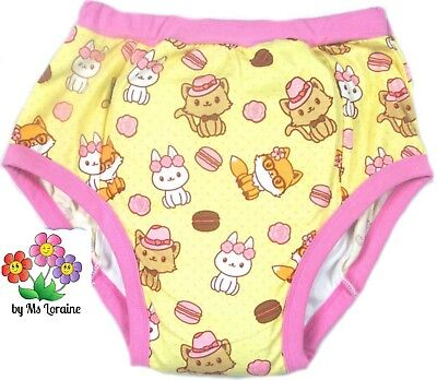 adult autistic  animals training diaper incontinence pants