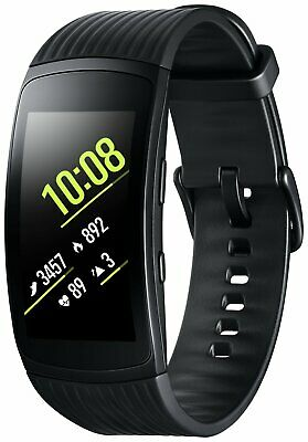 Samsung Gear Fit 2 Pro 38mm 4GB GPS Smart Watch - Black