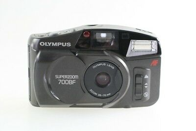 Olympus Superzoom 700BF 700 BF Kompaktkamera mit AF 38-70mm Optik - Defekt!