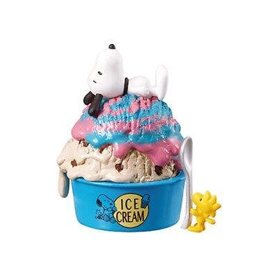 Peanuts Snoopy Dreaming Of Sweets Rement Figure - #5