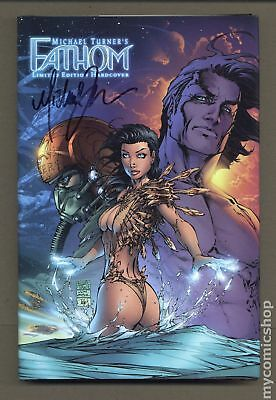 Fathom HC (Signed Limited Edition) #1-1ST 2001 NM 9.4