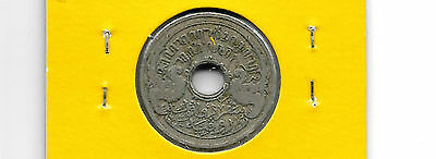 Netherlands East indies  1913 5 cents coin