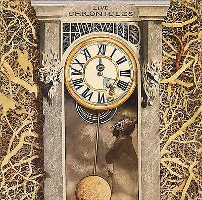 Live Chronicles by Hawkwind (2CD Remaster, 2009,Atomhenge)ATOMCD 2007