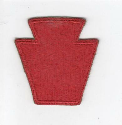 WW 2 US Army 28th Infantry Division Greenback Patch Inv# C655