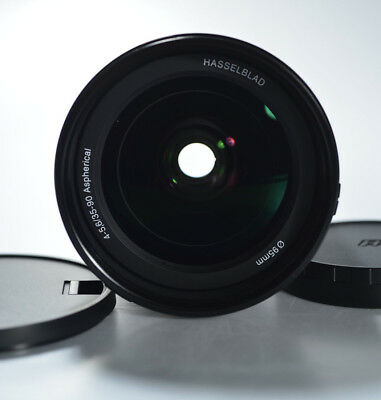 Prl) Hasselblad Lens Obiettivo Hcd 35-90 Only 2982 Actuations Ex+ 99% 3023590