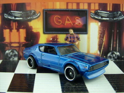 '18 Hot Wheels Nissan Skyline 2000 Gt-R Loose 1:64 Scale Then And Now Series